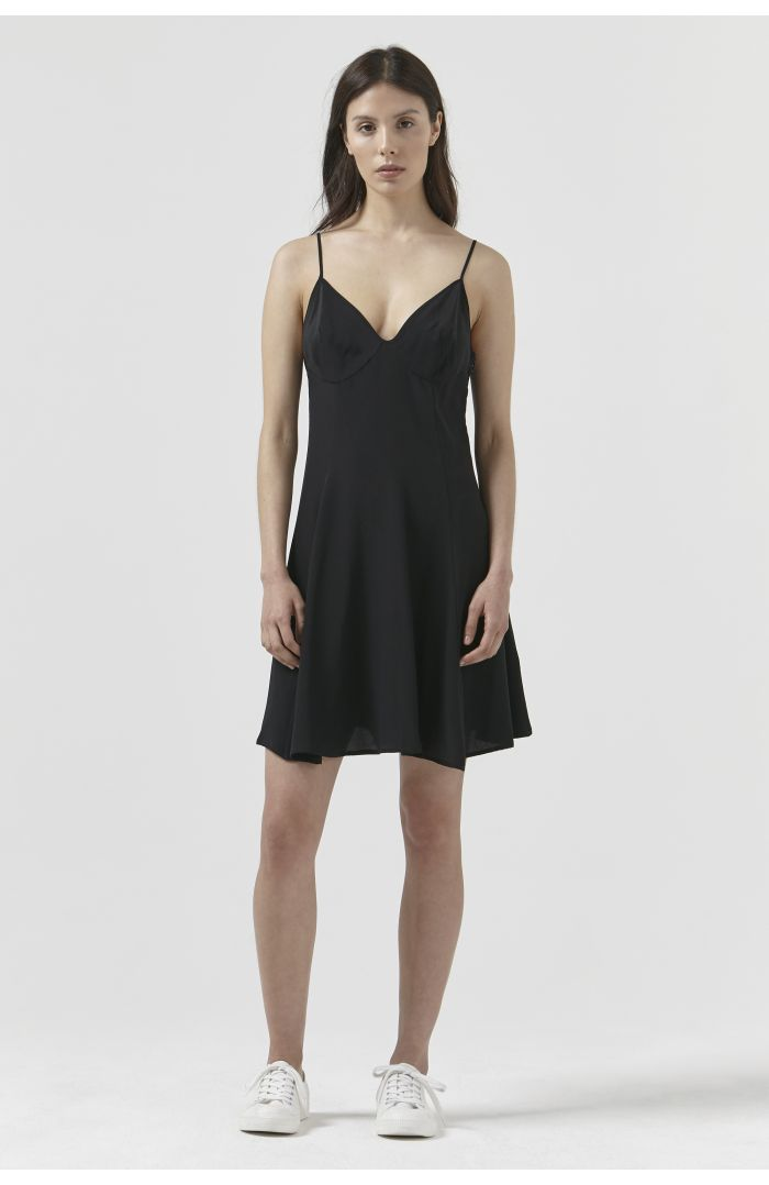 Madonna Black Dress