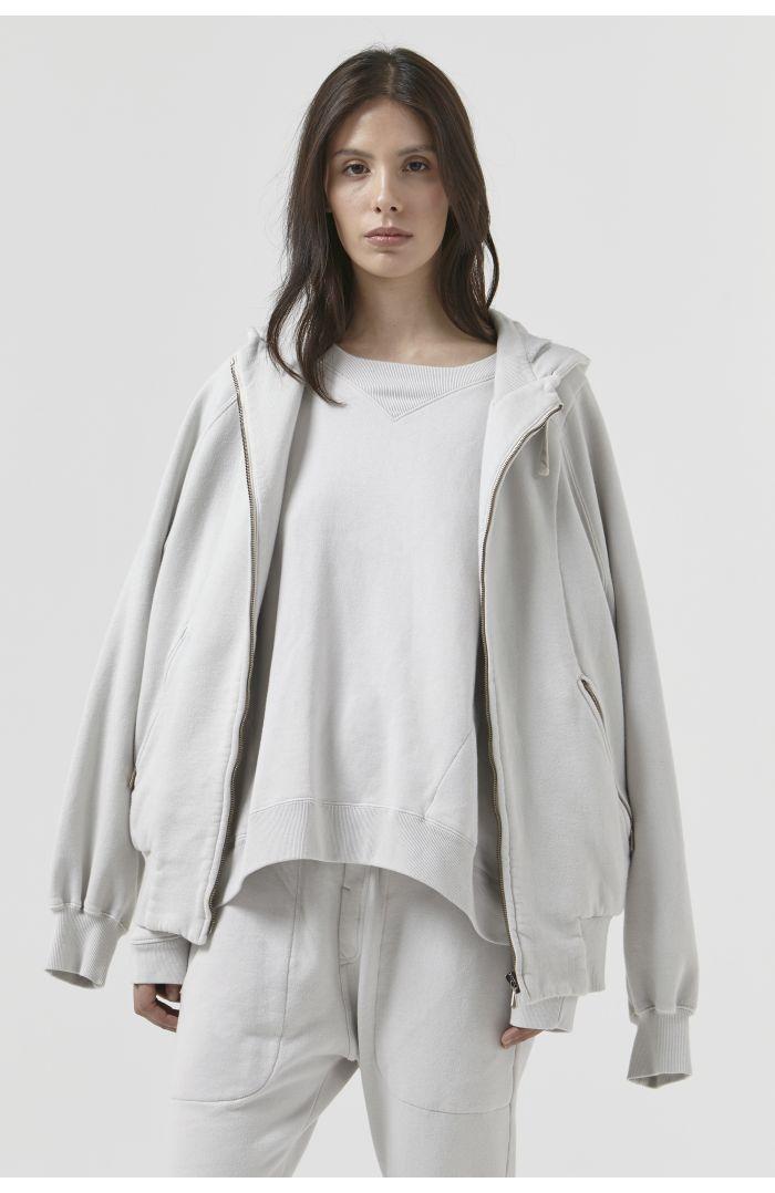 Hoodissimo Stone Organic Cotton Hoodie