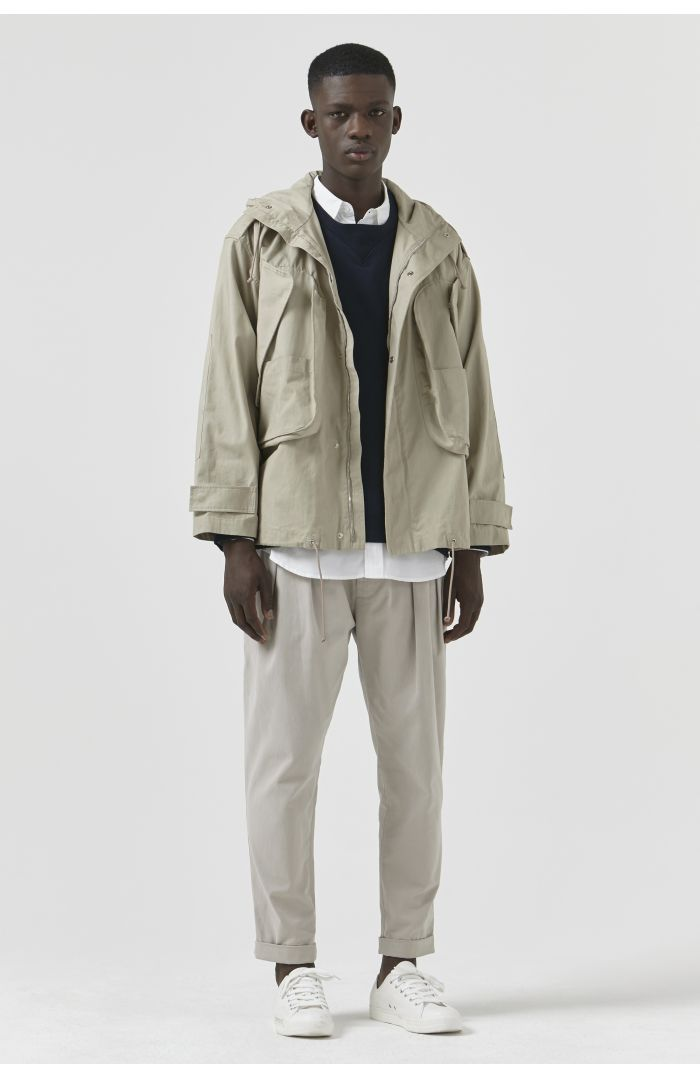 LIONEL SAND ORGANIC COTTON JACKET