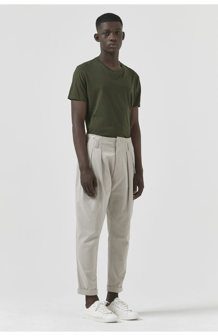 Brace Stone Organic Cotton TrouserS