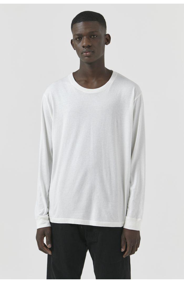 Robin White Organic Cotton T-Shirt
