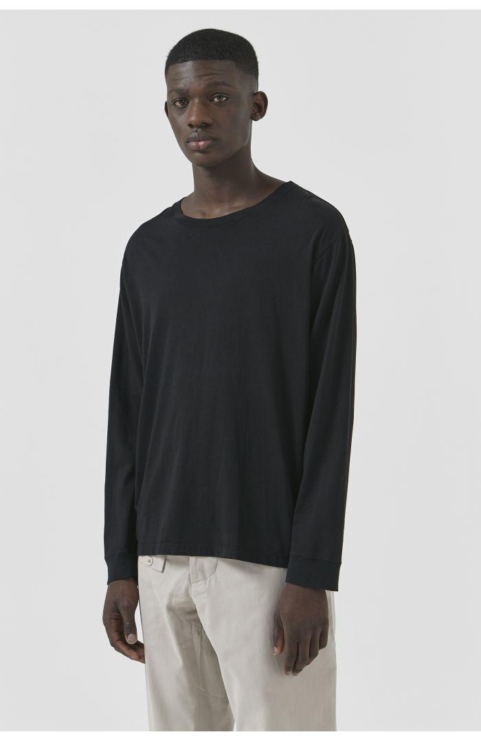Robin Black Organic Cotton T-Shirt