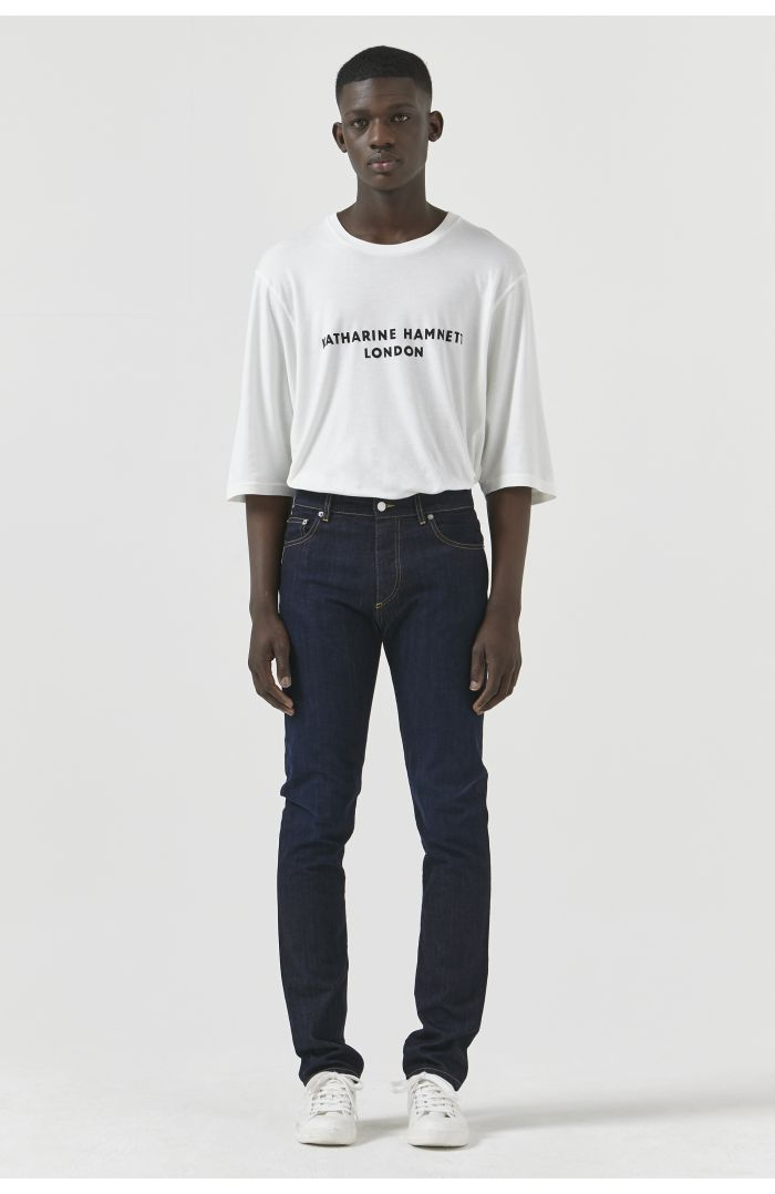 MICK RINSE WASH DENIM