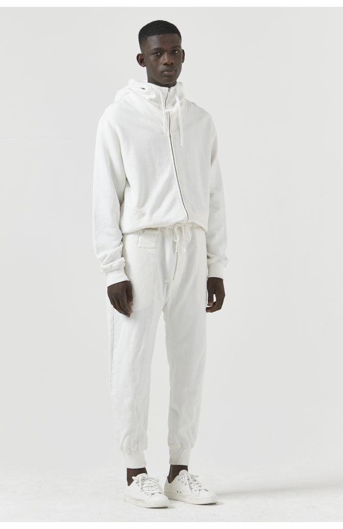 Redford White Organic Cotton Onesie