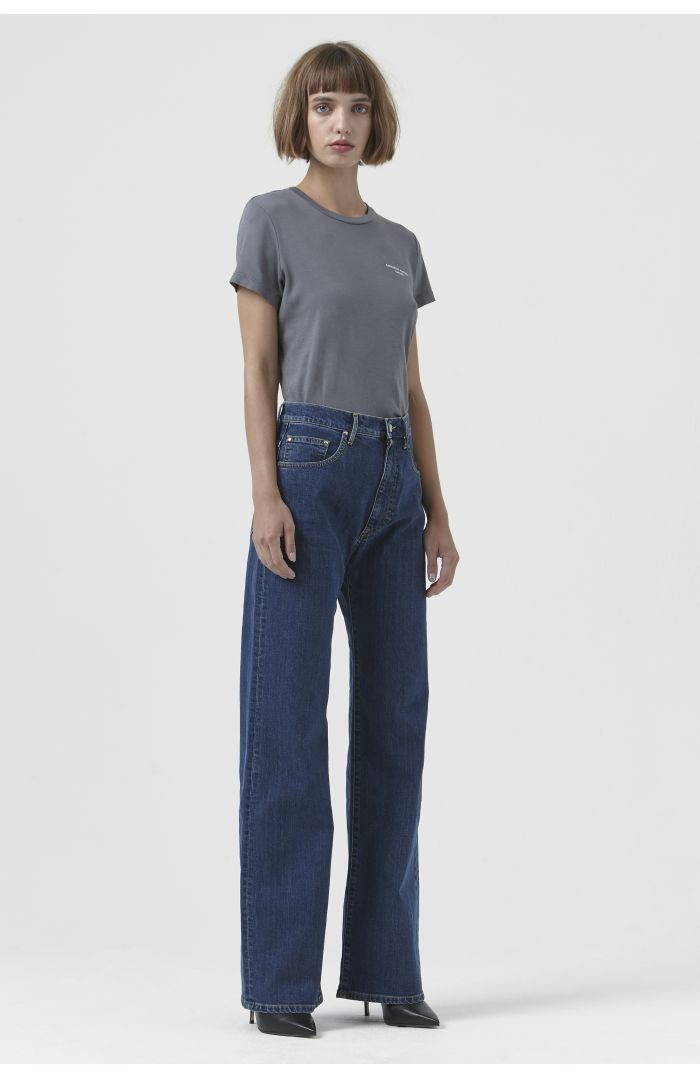 Teresa Medium Wash Organic Cotton Jeans
