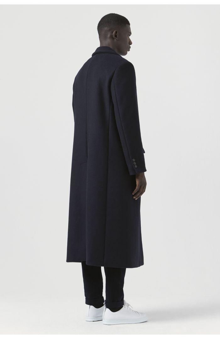 a0edefe88f74a Darwall by Katharine Hamnett - Regenerated Wool Coat - Men