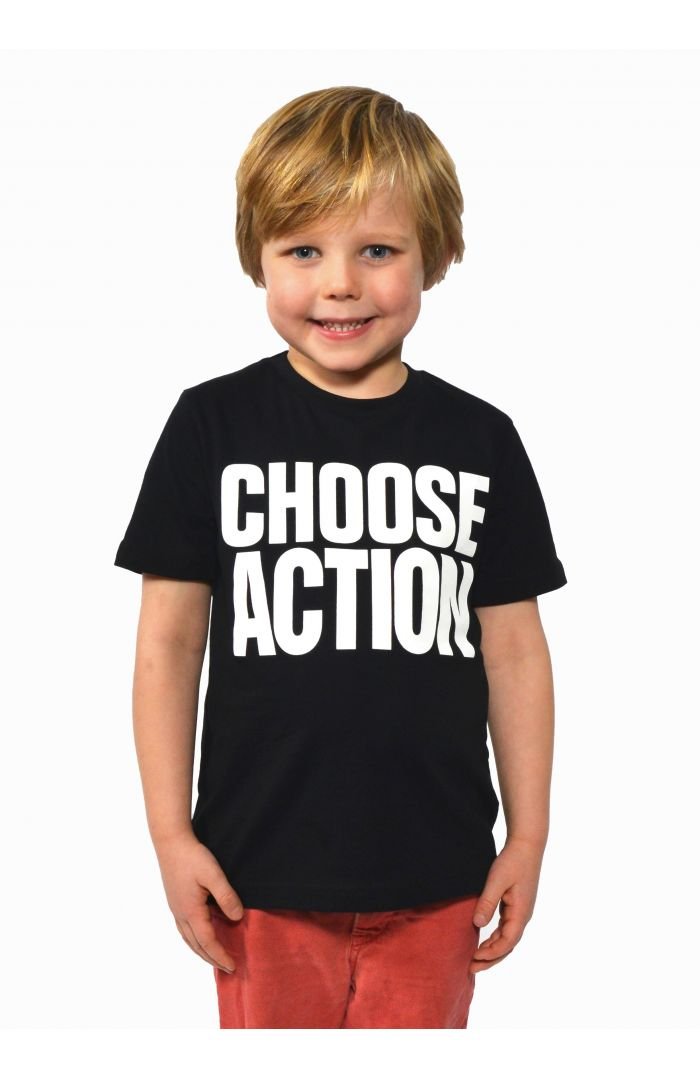 Choose Action Short Sleeves T-Shirt