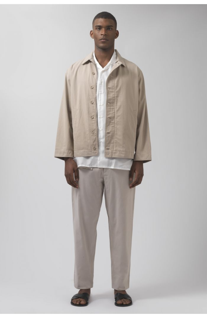 Freddy sand organic cotton jacket