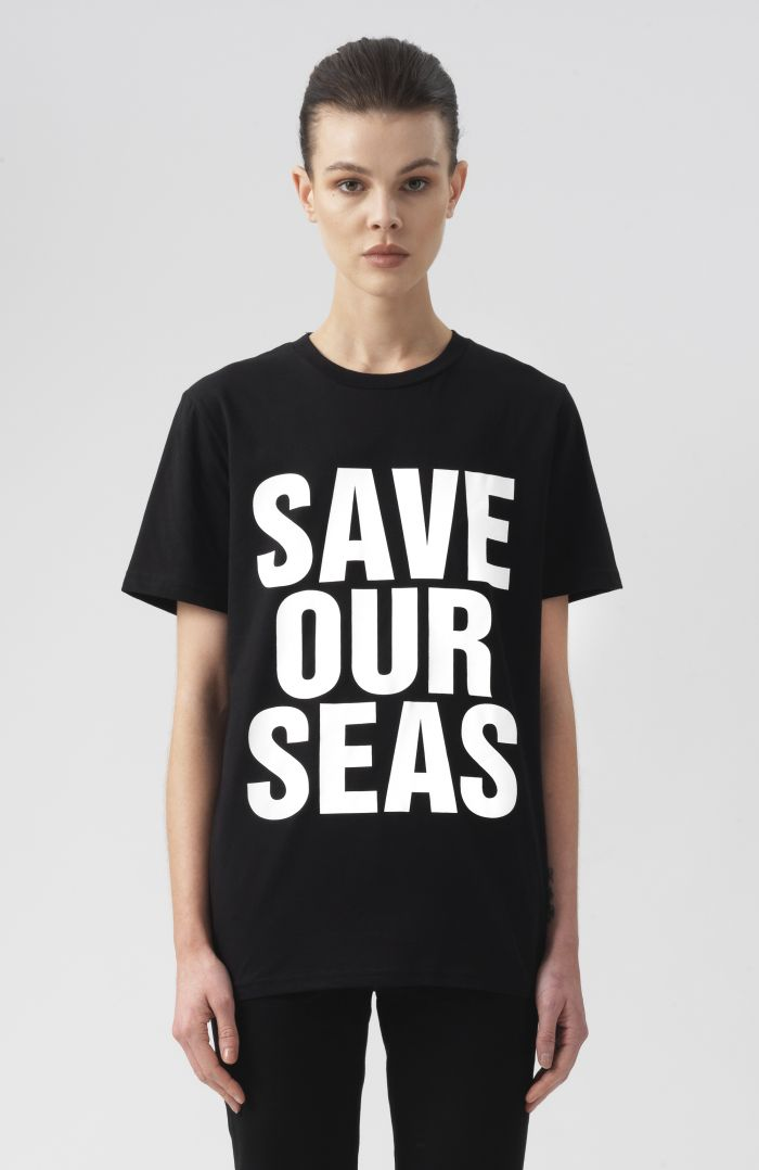 Save our Seas Short Sleeves T-Shirt