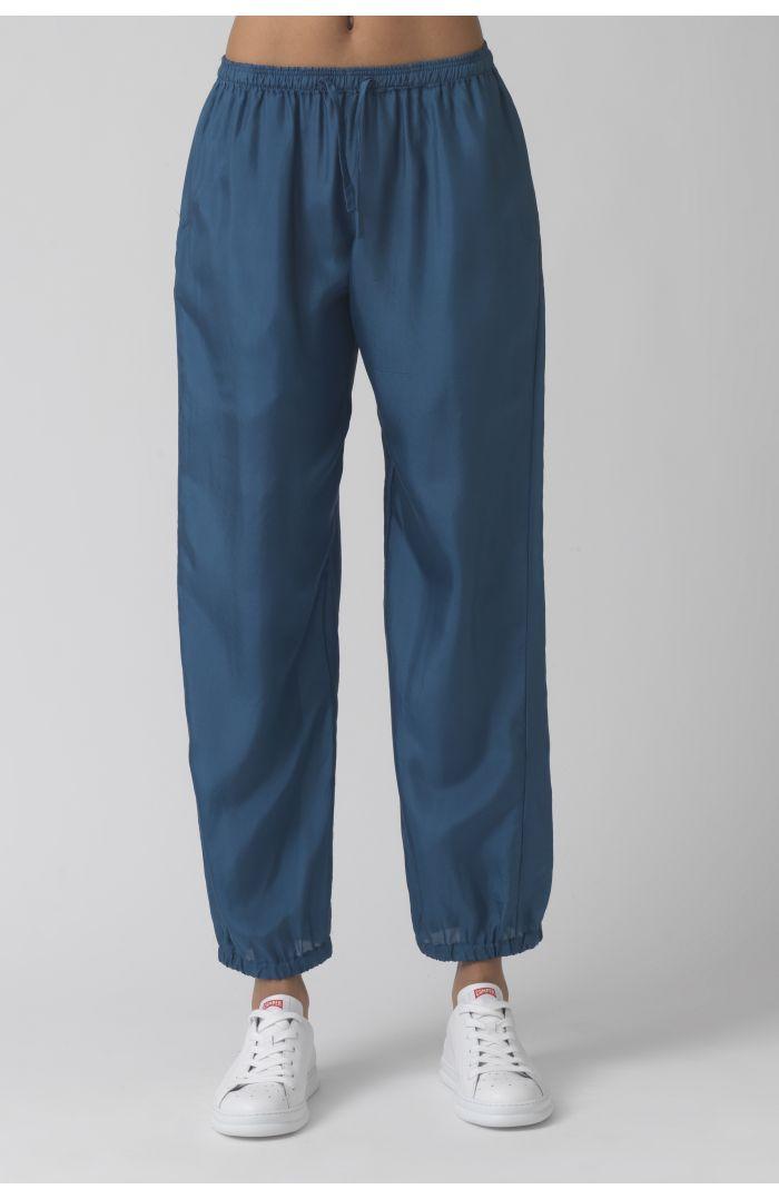 Lucia sugar silk trousers