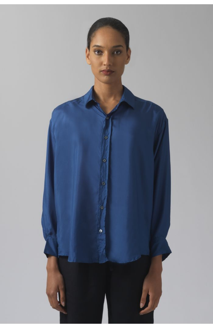 Nicola sugar silk shirt