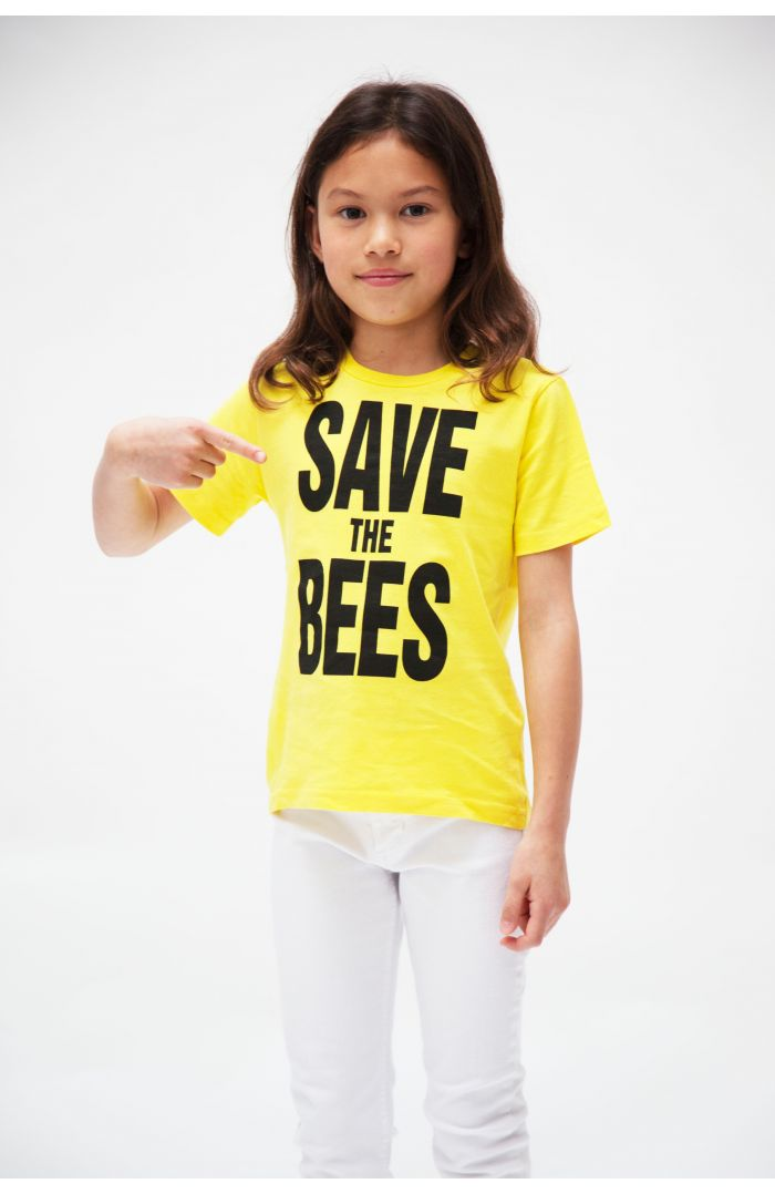 SAVE THE BEES ORGANIC COTTON T-SHIRT