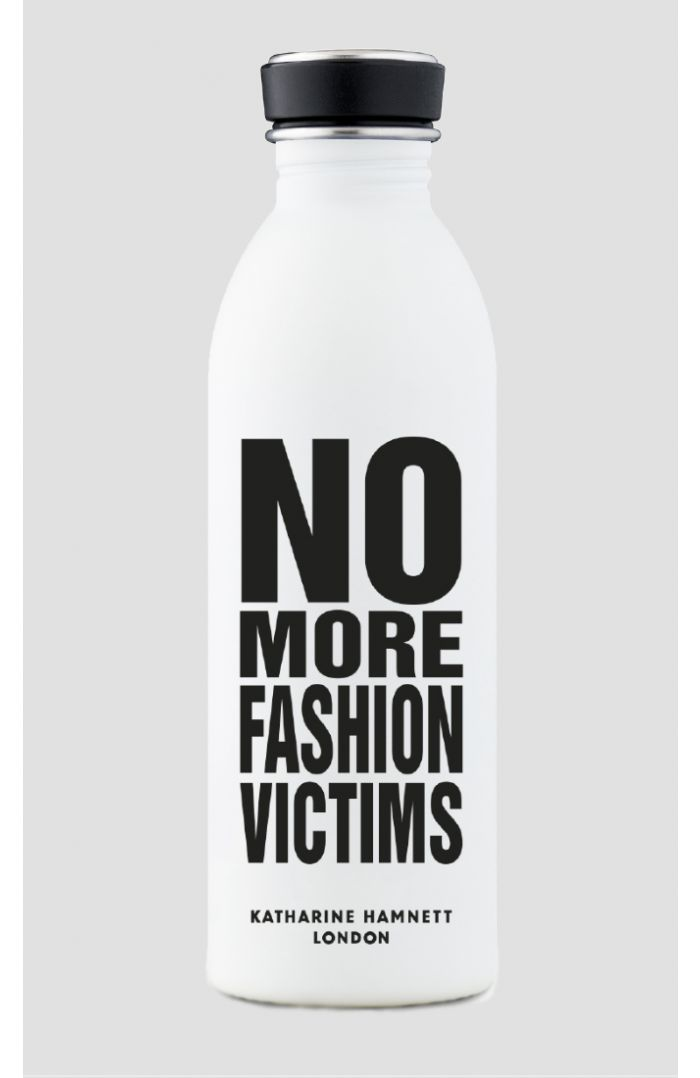 No More Fashion Victims Bottle