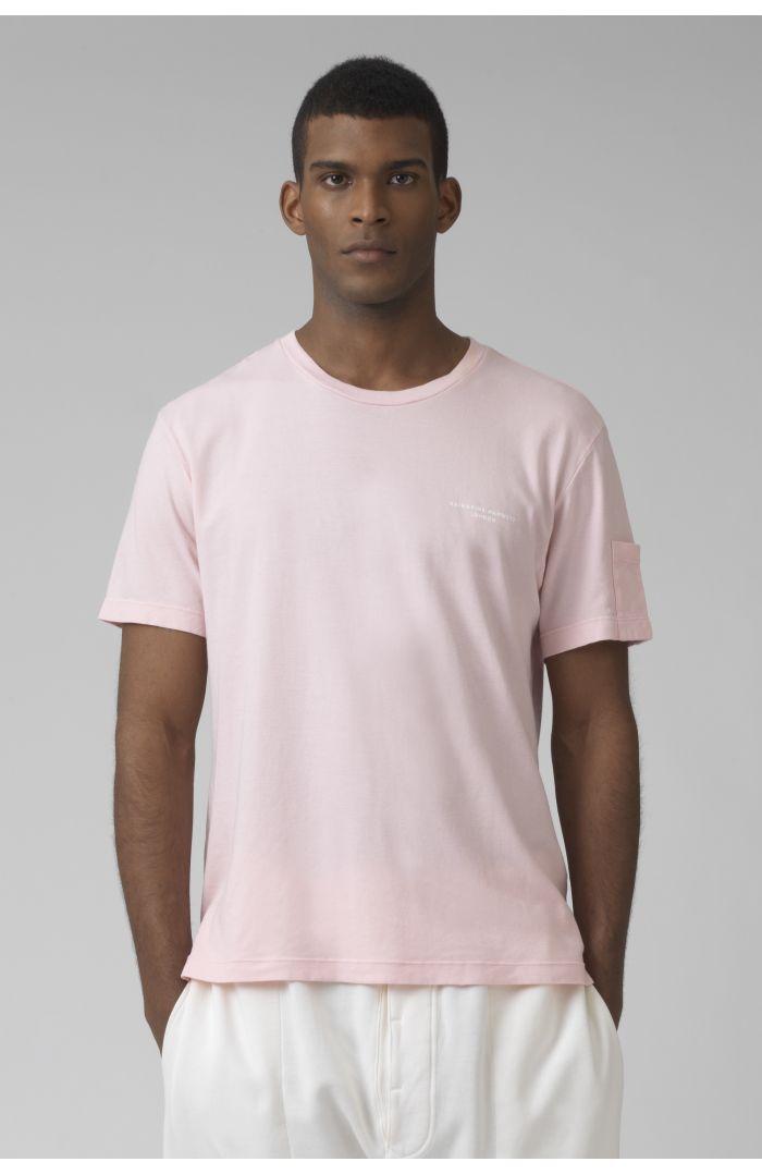 Ivan azalea organic cotton t-shirt