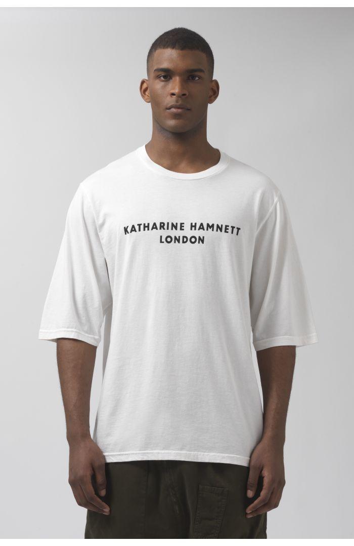 George white organic cotton t-shirt
