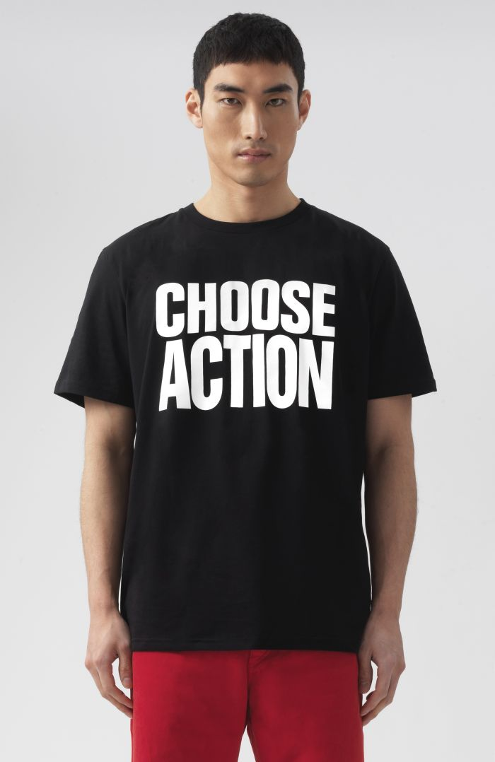 Choose Action short Sleeves T-Shirt