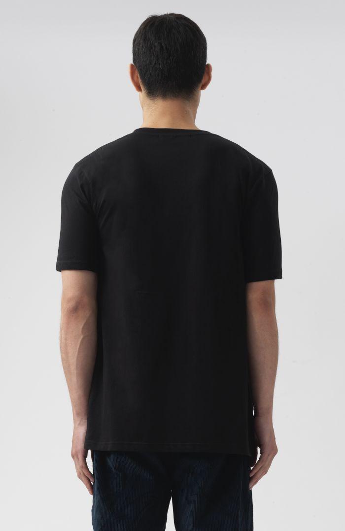 Choose Life Black Organic Cotton T-Shirt