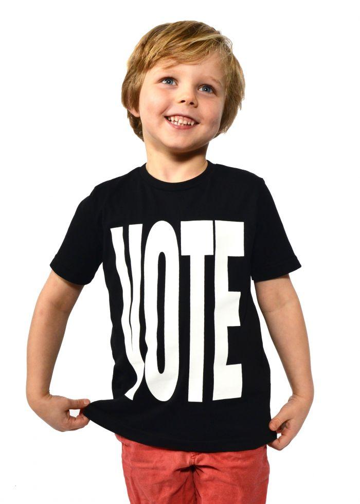 Vote Short Sleeve T-Shirt