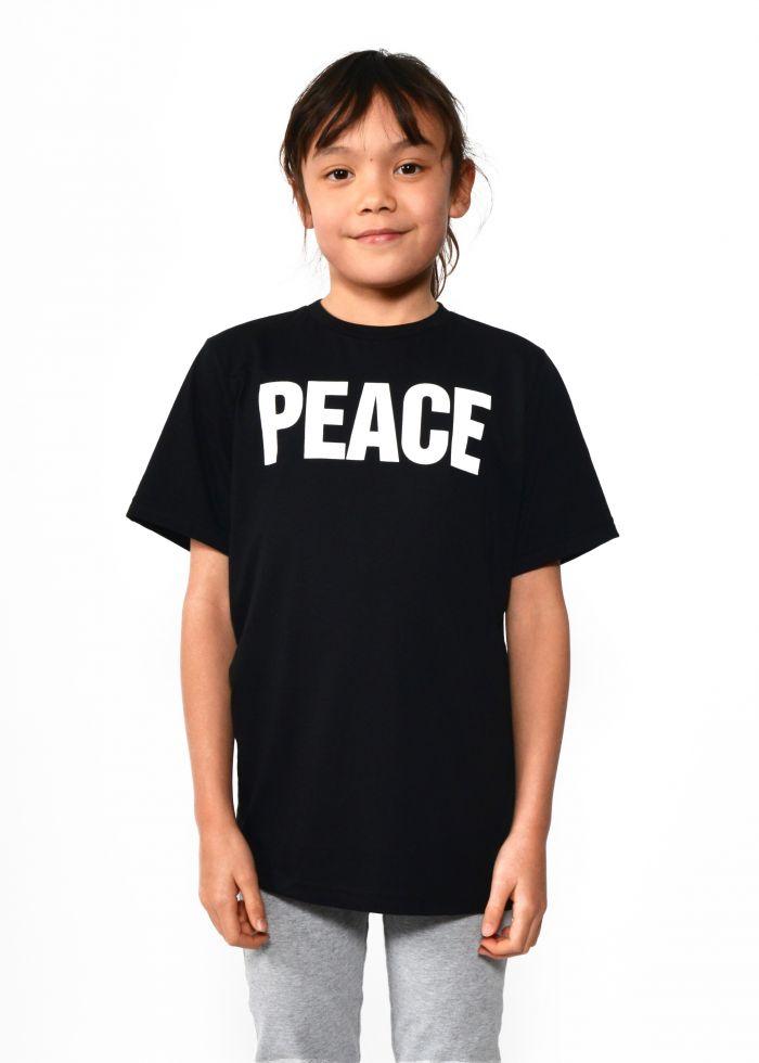 Peace Short Sleeve T-Shirt