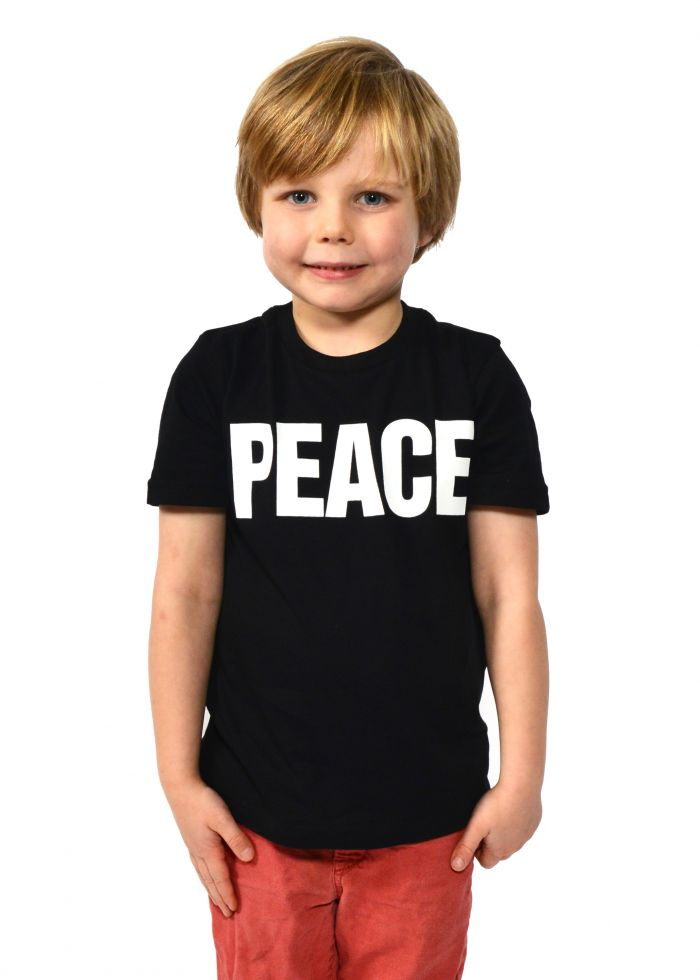 Peace Short Sleeve T-Shirt