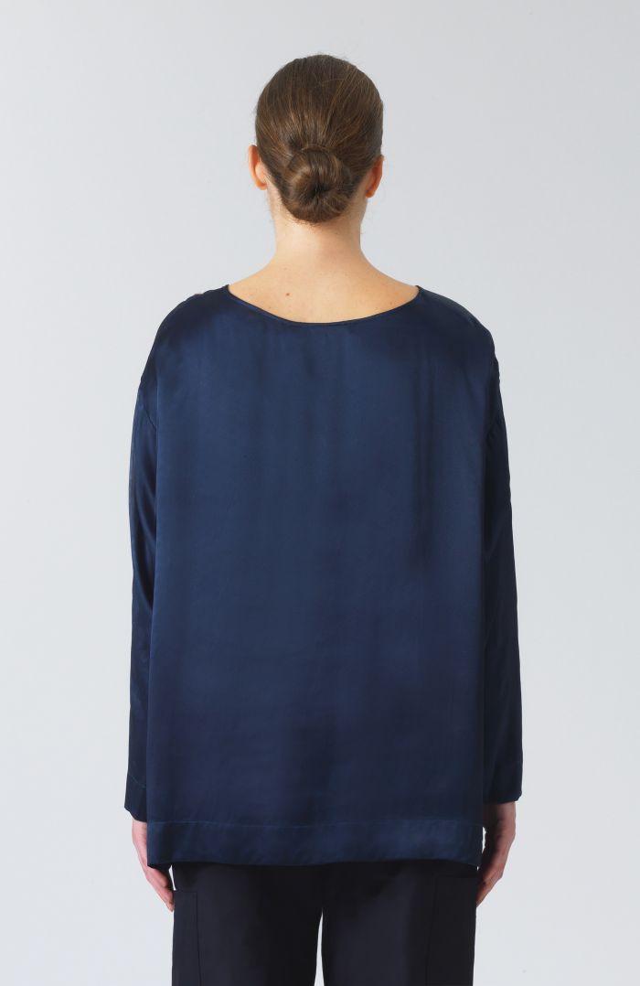 Meg Green Silk T-Shirt