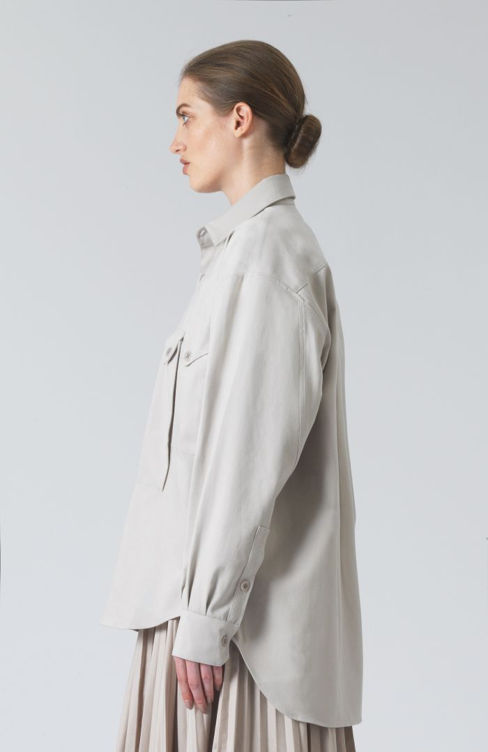 Peter Stone Organic Cotton Work Shirt