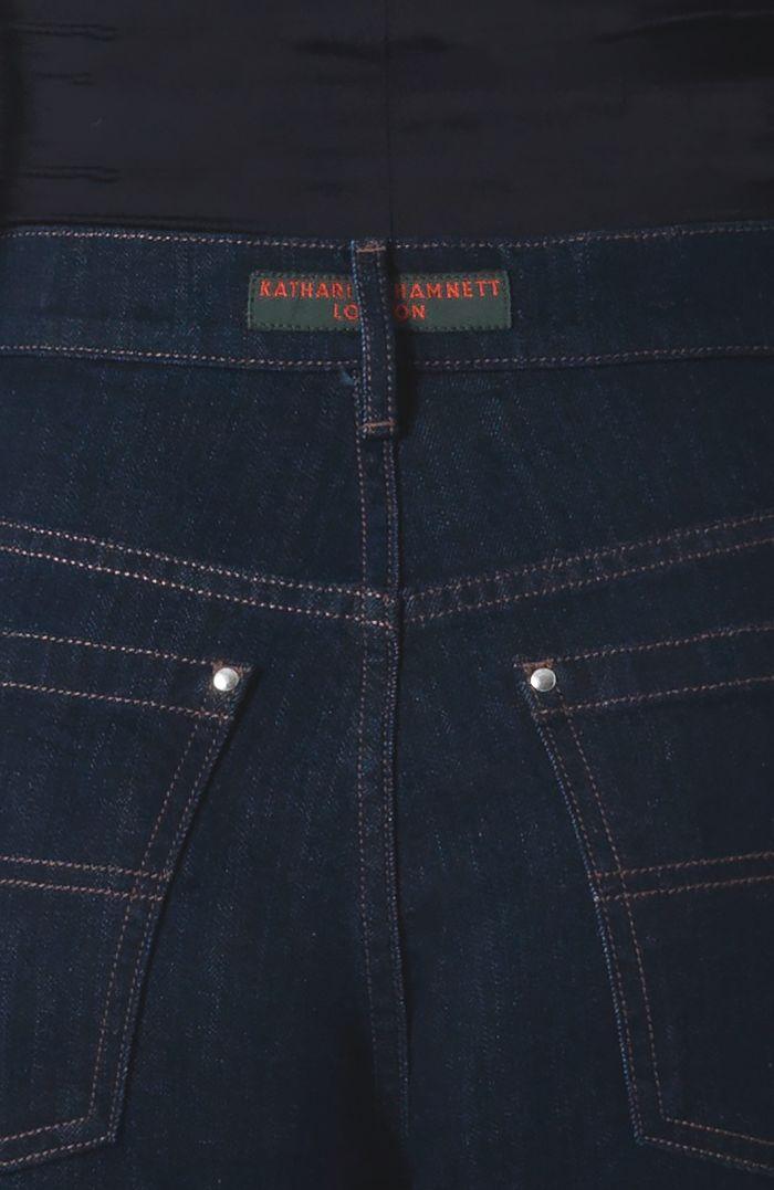 Patsy Rinse Wash Denim Trousers