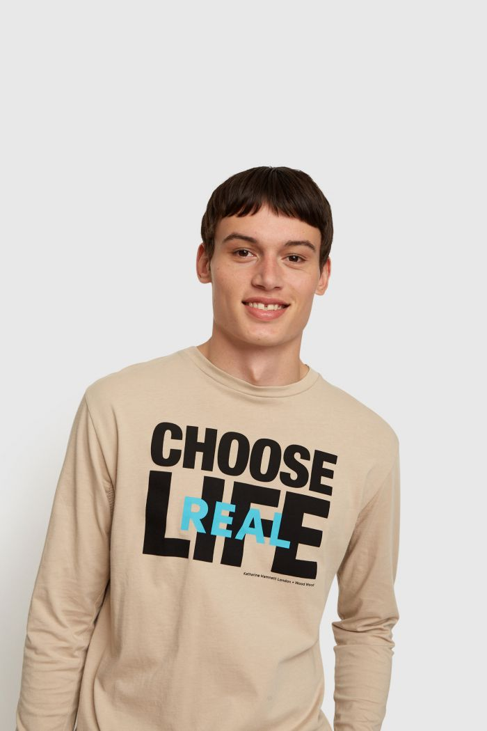 JEFF LONG SLEEVE T-SHIRT