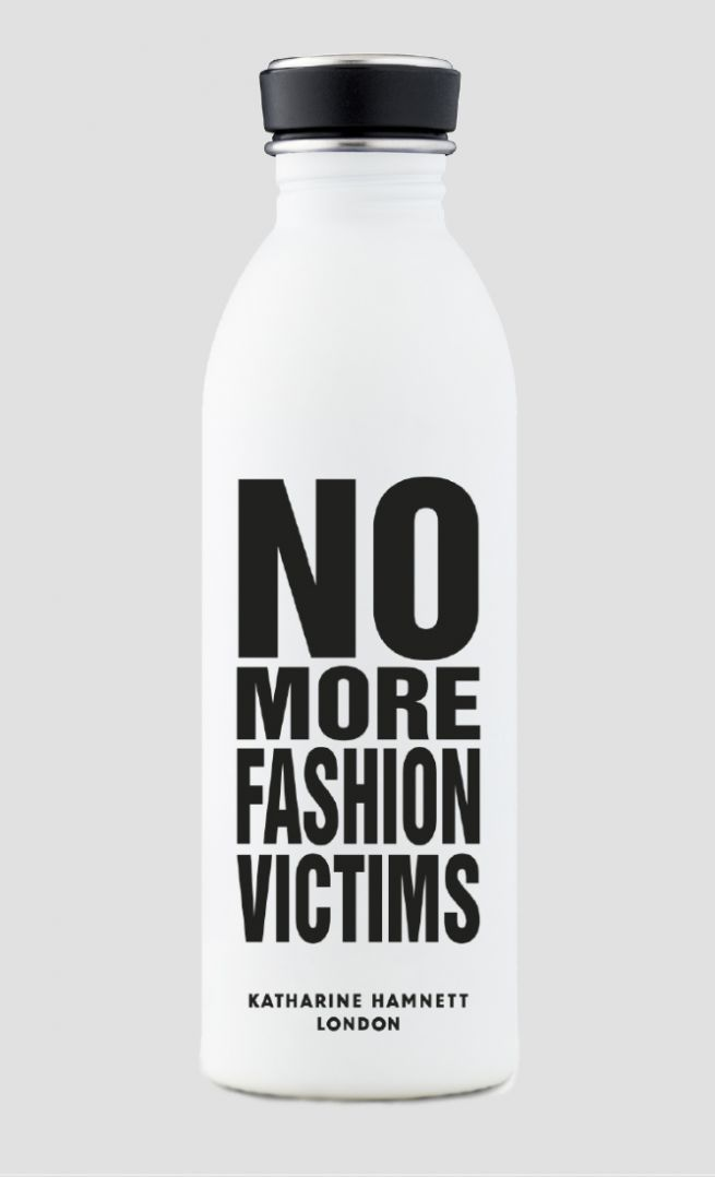 No More Fashion Victims Bottle