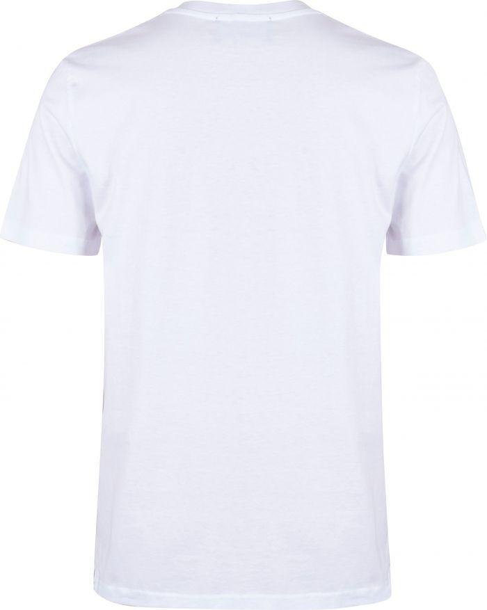 CHOOSE SLOW ORGANIC COTTON WHITE T-SHIRT