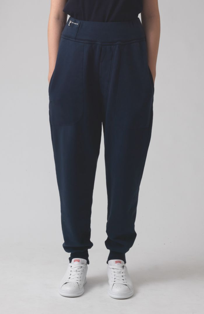 Toma Blue Organic cotton Trackpants