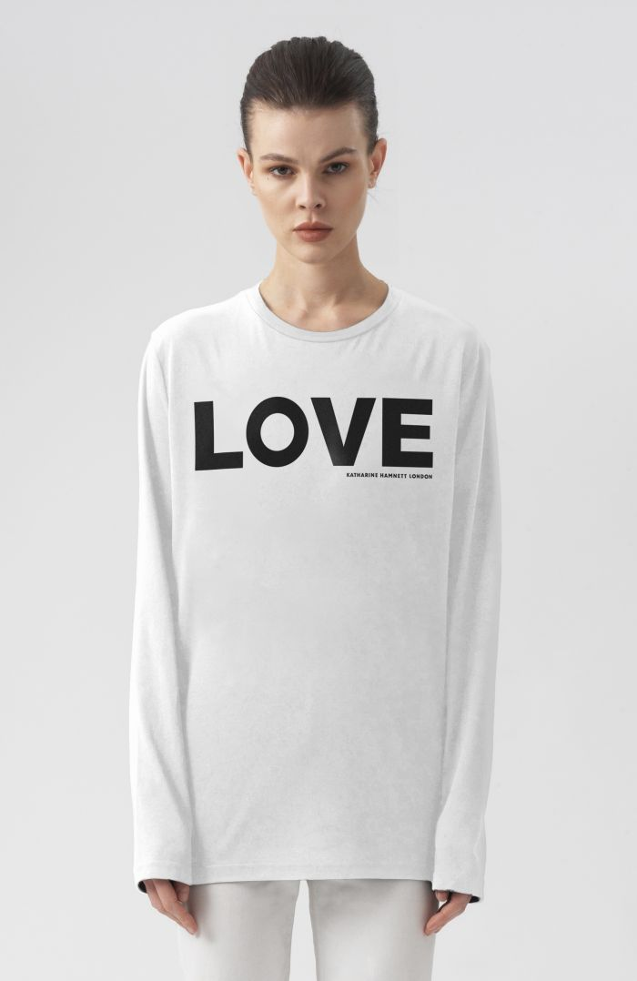 Love Long Sleeves T-Shirt