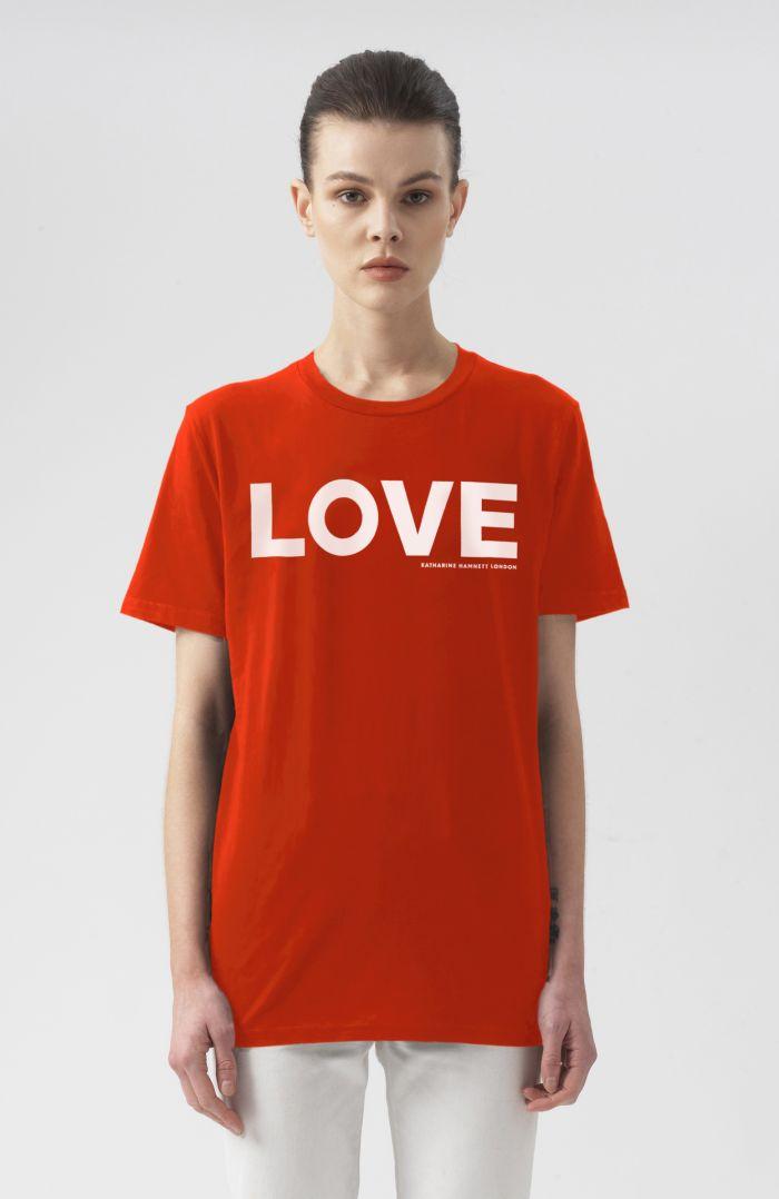 Love Short Sleeve T-Shirt
