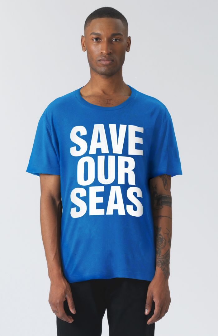 SAVE OUR SEAS SHORT SLEEVE T-SHIRT