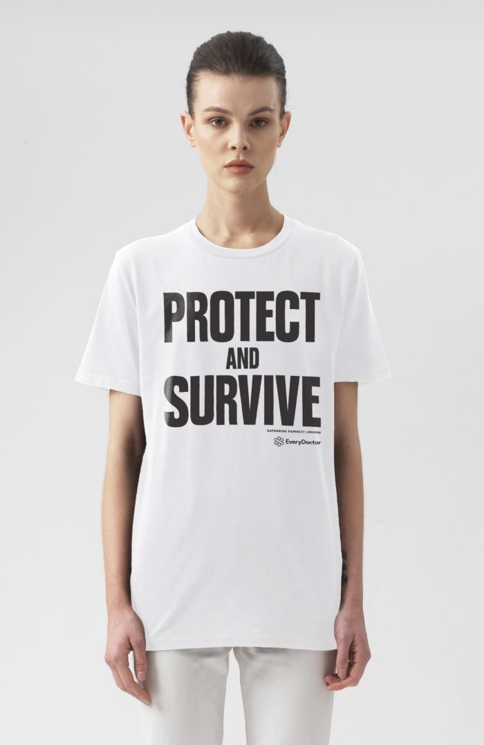 Protect And Survive CHARITY T-Shirt