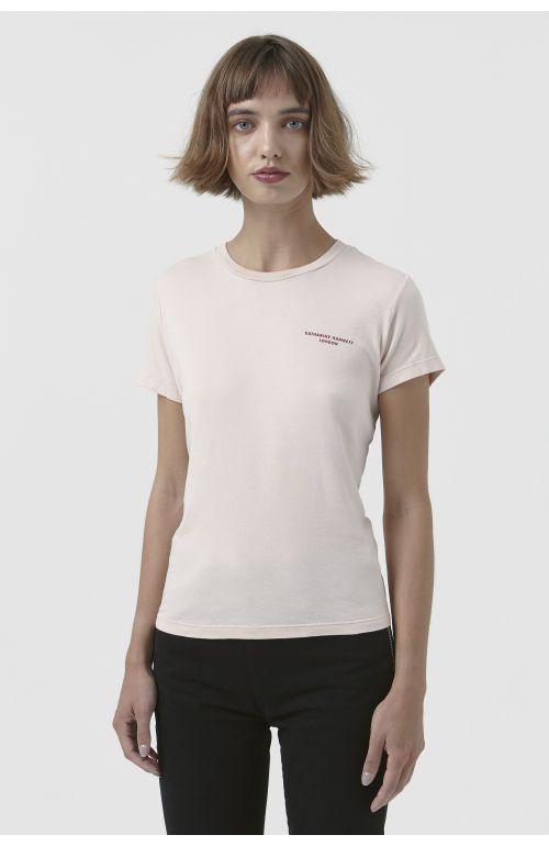 Katie Pink Organic Cotton T-Shirt