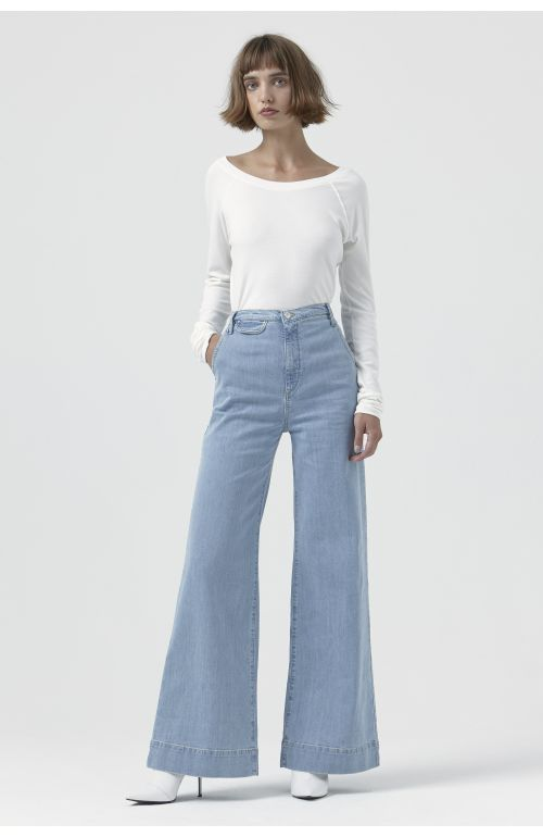 ANITA LIGHT WASH DENIM