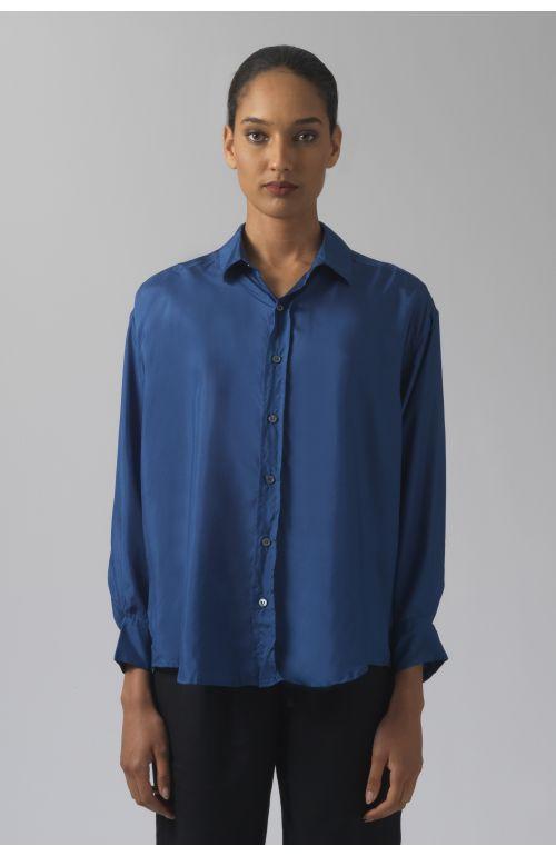 Nicola sugar silk shirt