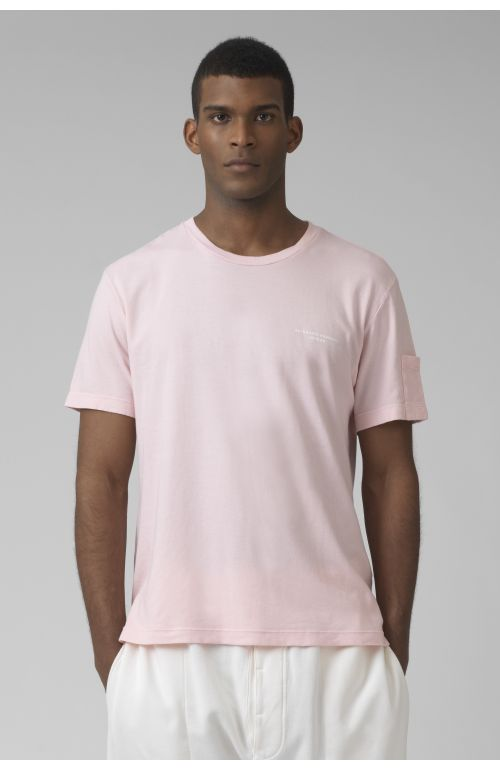 Ivan azalea organic cotton t-shirt