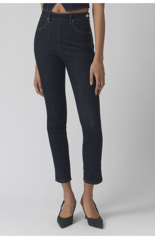 Tara Dark Organic Cotton Jeans