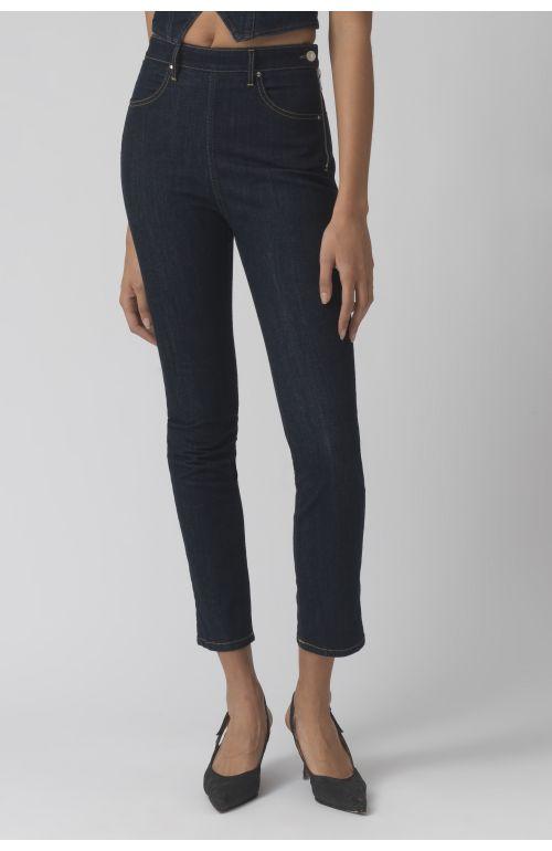 Tara Dark Organic Cotton Jeans