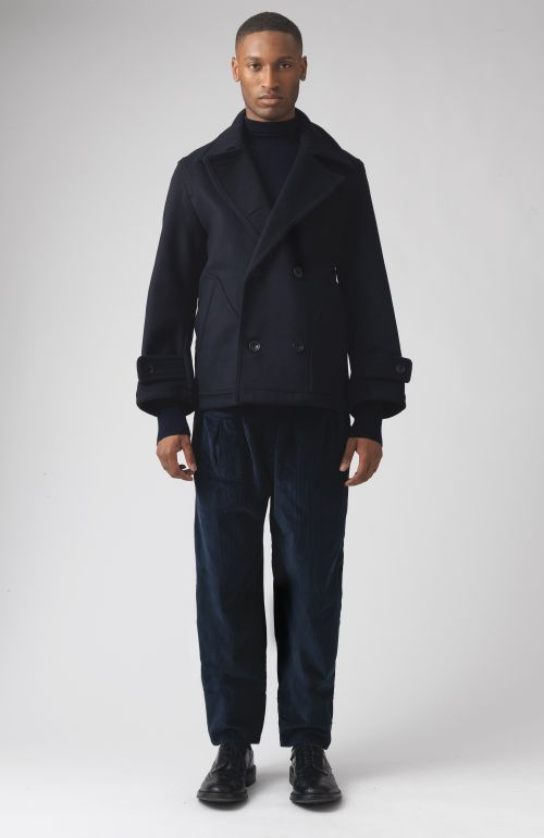 Fabrice Regenerated Wool Jacket
