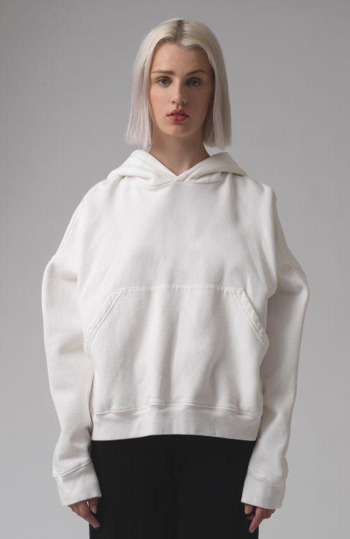 Georgia Choose Life White Hoodie