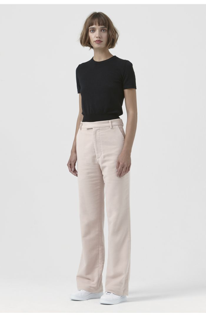 Camilla Pink Organic Cotton Trousers