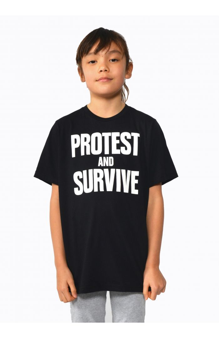 Protest And Survive Short Sleeves T-Shirt