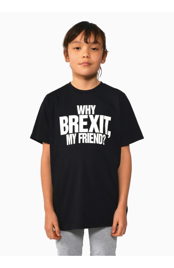 Why Brexit Short Sleeves T-Shirt
