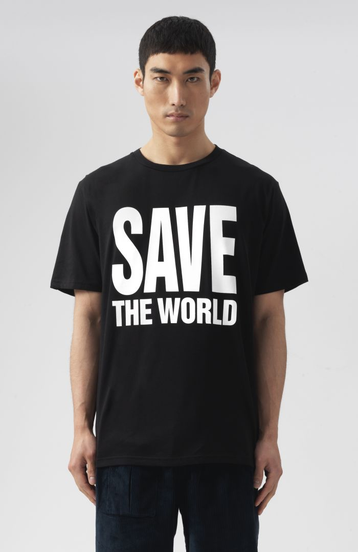 Save The World short Sleeves T-Shirt