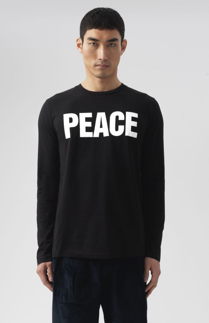Peace Long Sleeves T-Shirt