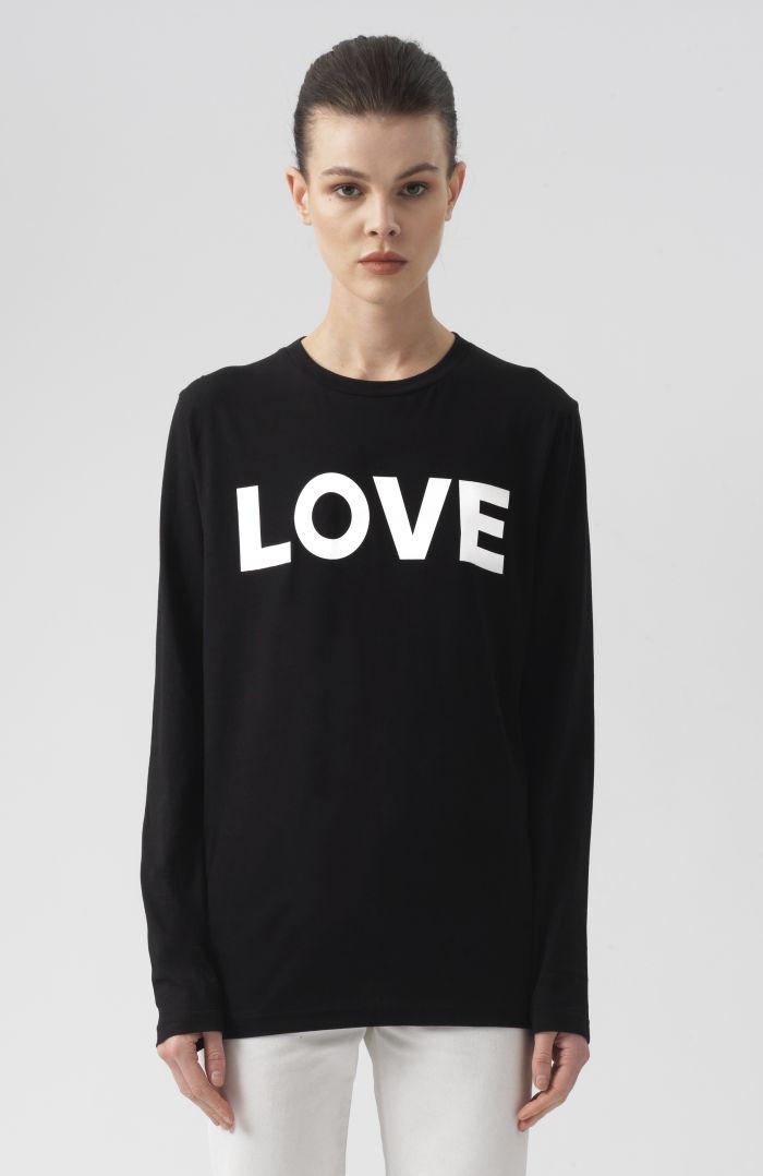 Love Long Sleeves T-Shirt
