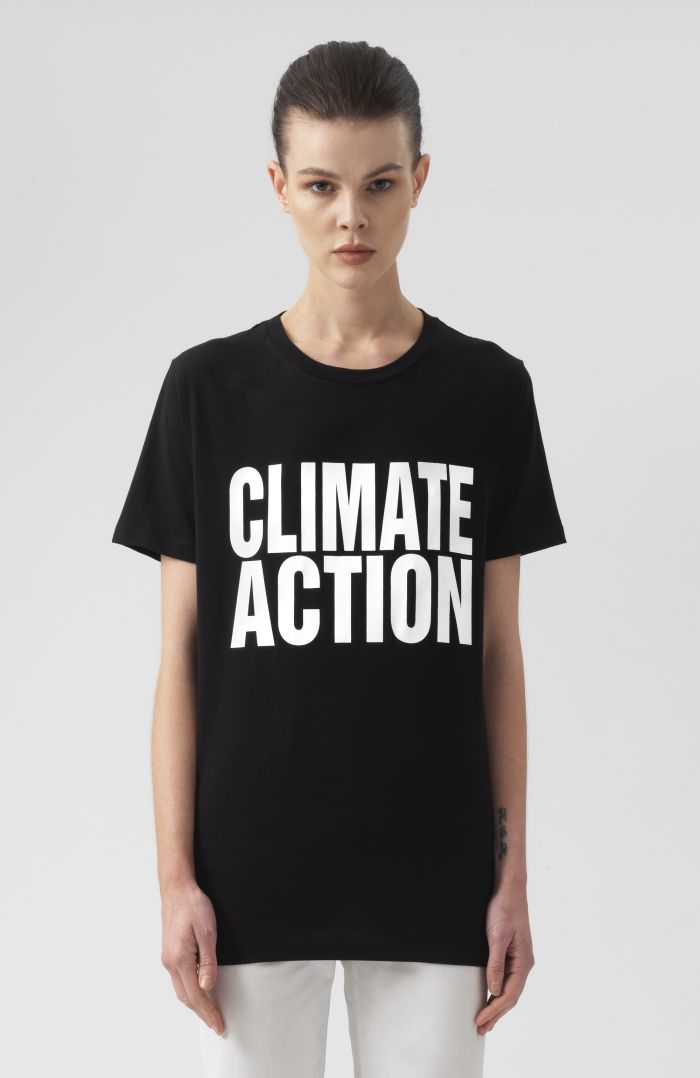 Climate Action short Sleeves T-Shirt